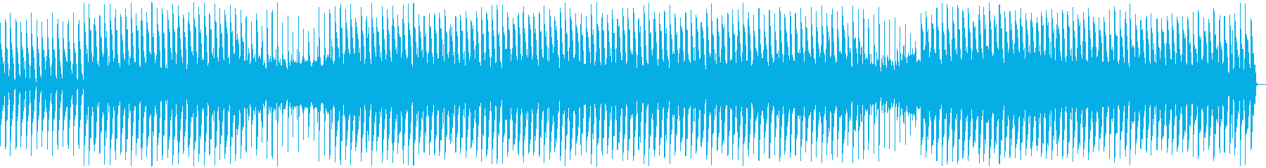 It is a good royal road techno's reproduced waveform