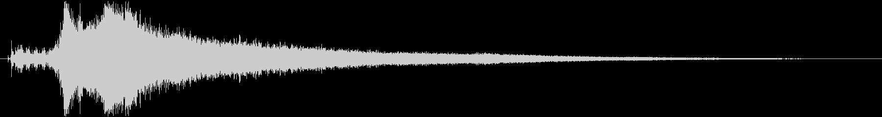 アーミージープ:スタート、アイドル...の未再生の波形