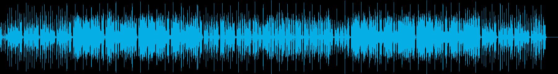 辺境の町 スローテンポ レゲエの再生済みの波形