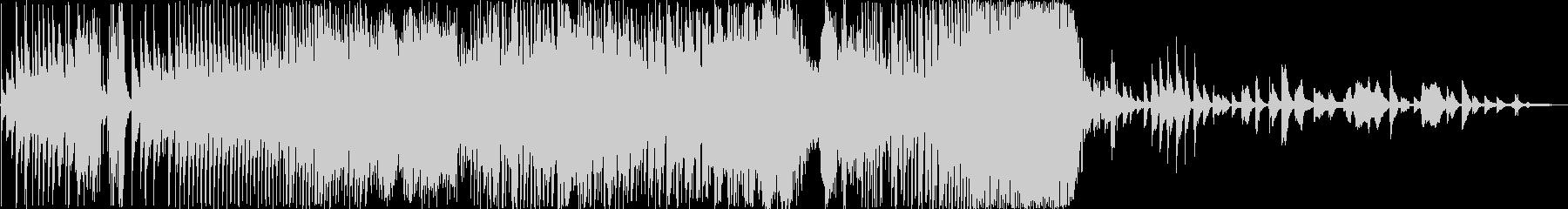 エスニック。民族トリオでの自由な表現。の未再生の波形