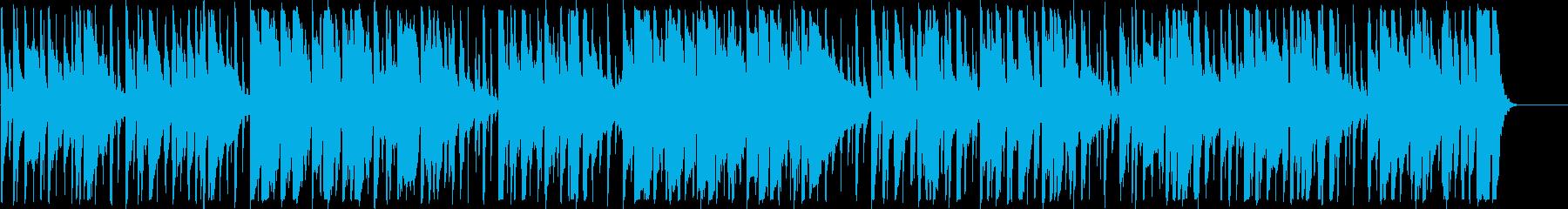 T.V.現代現実研究所軽いファンク...の再生済みの波形