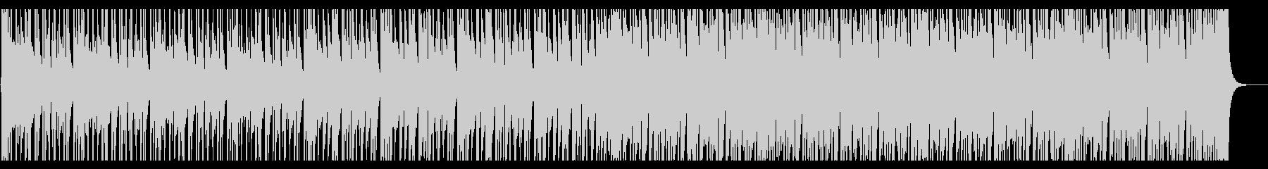 キラキラ/ピアノハウス_No423_3の未再生の波形
