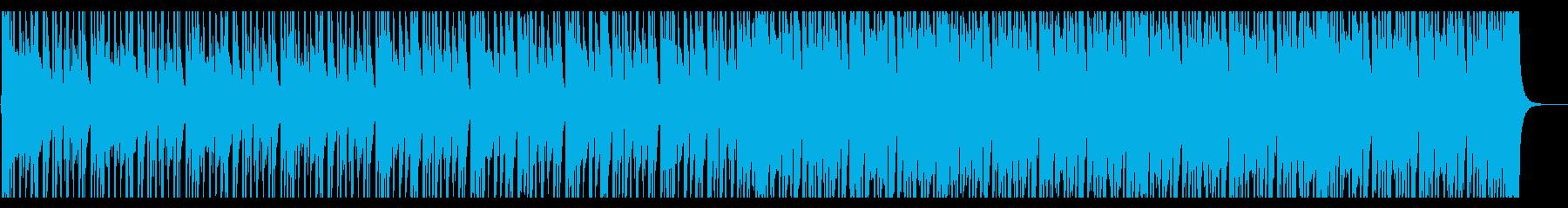 キラキラ/ピアノハウス_No423_3の再生済みの波形