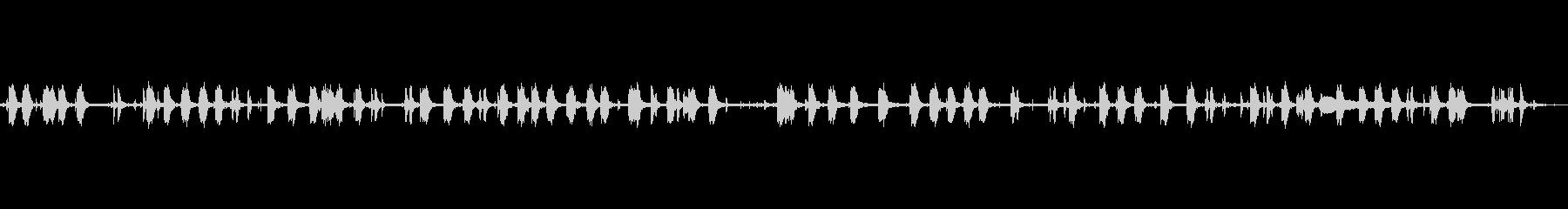 タイピング;コンピューター、電気、...の未再生の波形
