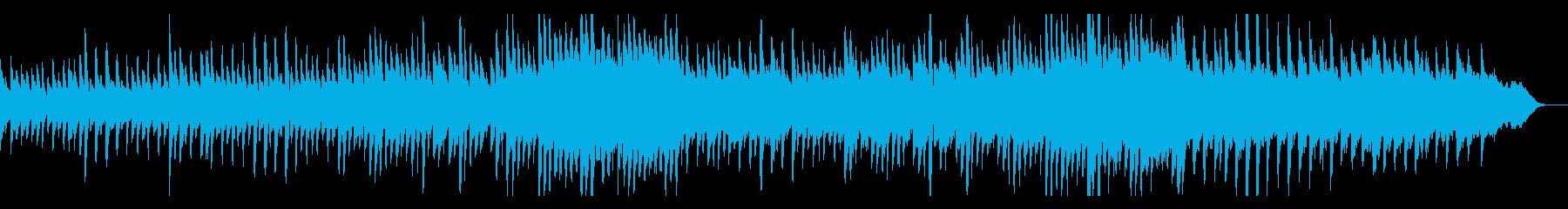 優しいクラシカルなコーポレート・90秒版の再生済みの波形