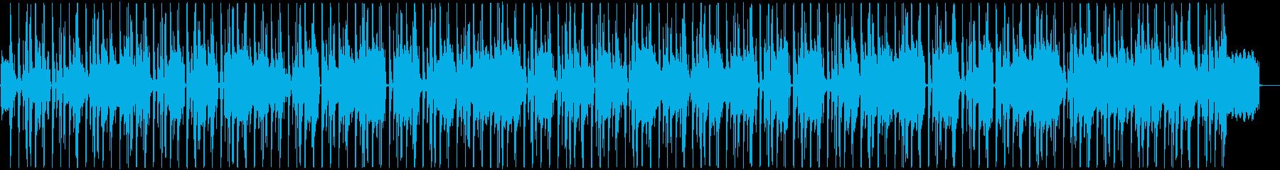 Funky Assの再生済みの波形