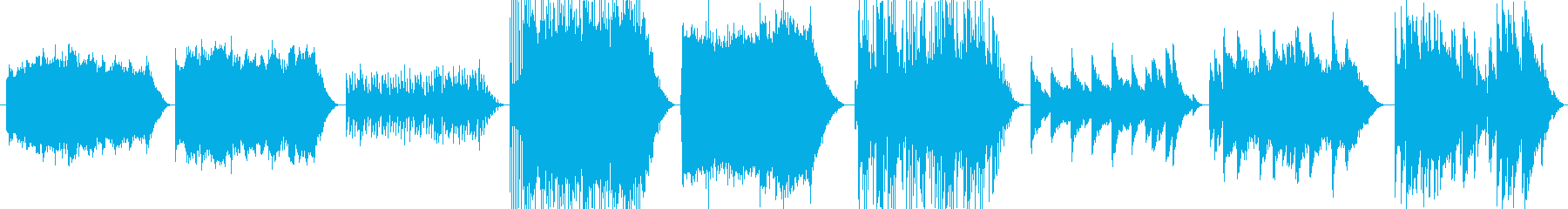 【宝石箱】3箱セット(300曲)の再生済みの波形