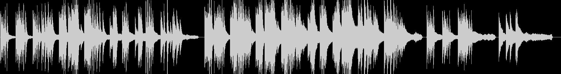 企業VP6 16bit44kHzVerの未再生の波形
