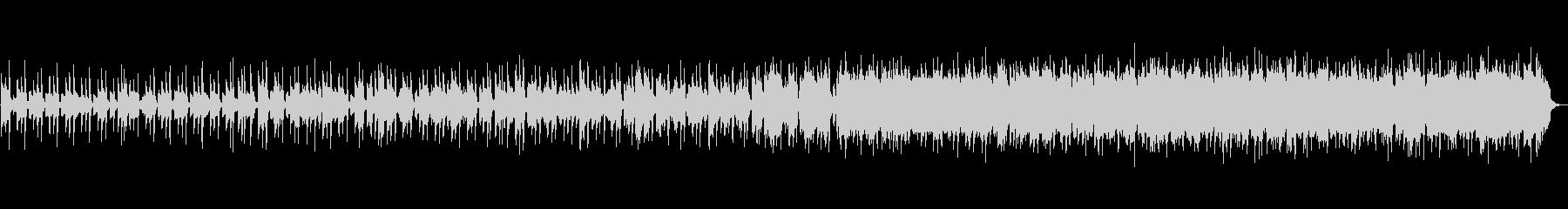 渋い雰囲気のファンク_No523の未再生の波形