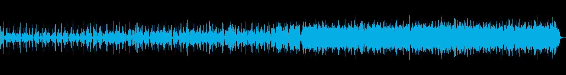 渋い雰囲気のファンク_No523の再生済みの波形