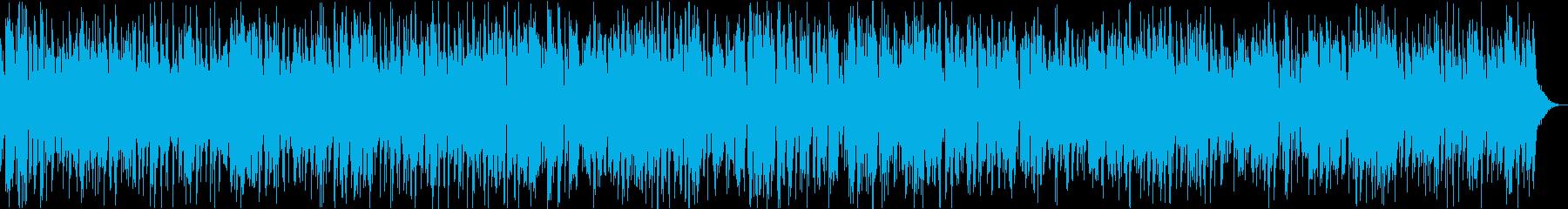 生音・生演奏・渋い大人のカフェボサノバの再生済みの波形