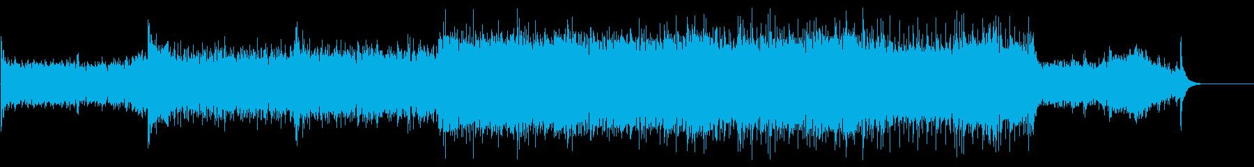 サスペンス。エレクトリックピアノソロ。の再生済みの波形