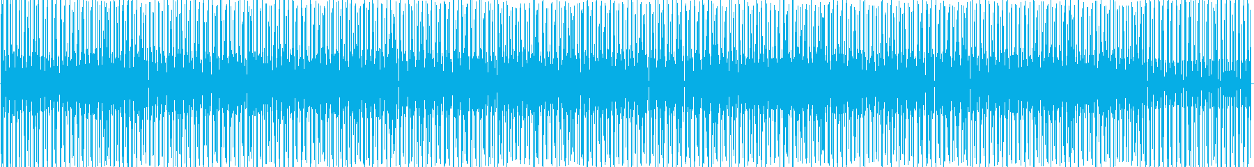 Jazzyテイストのヒップホップトラックの再生済みの波形