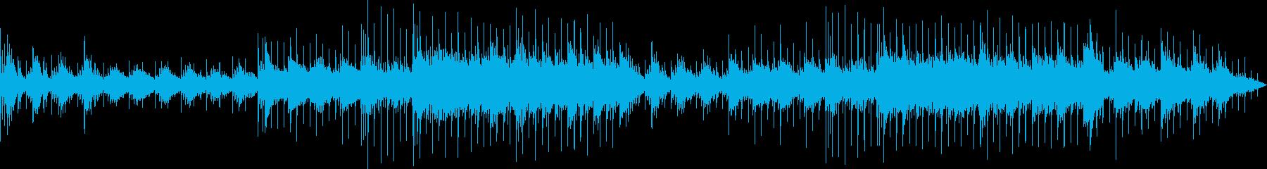トリプレットスローバラード。ポップ。の再生済みの波形