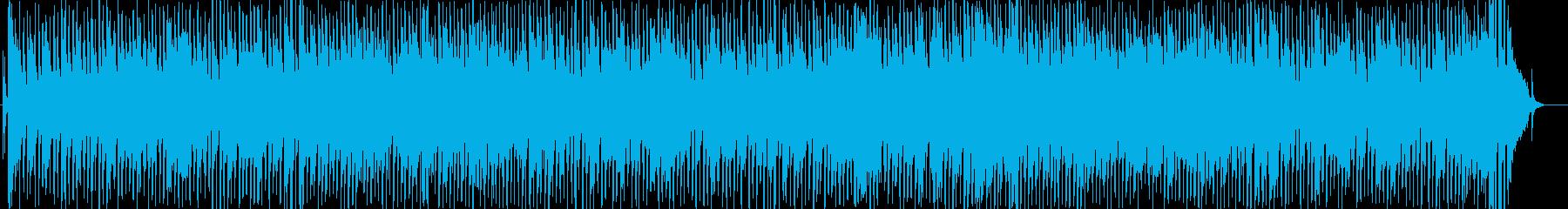 クラシック曲をクイックステップにアレンジの再生済みの波形