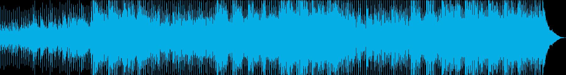 ハンク・ウィリアムズ3世の脈で乱暴...の再生済みの波形