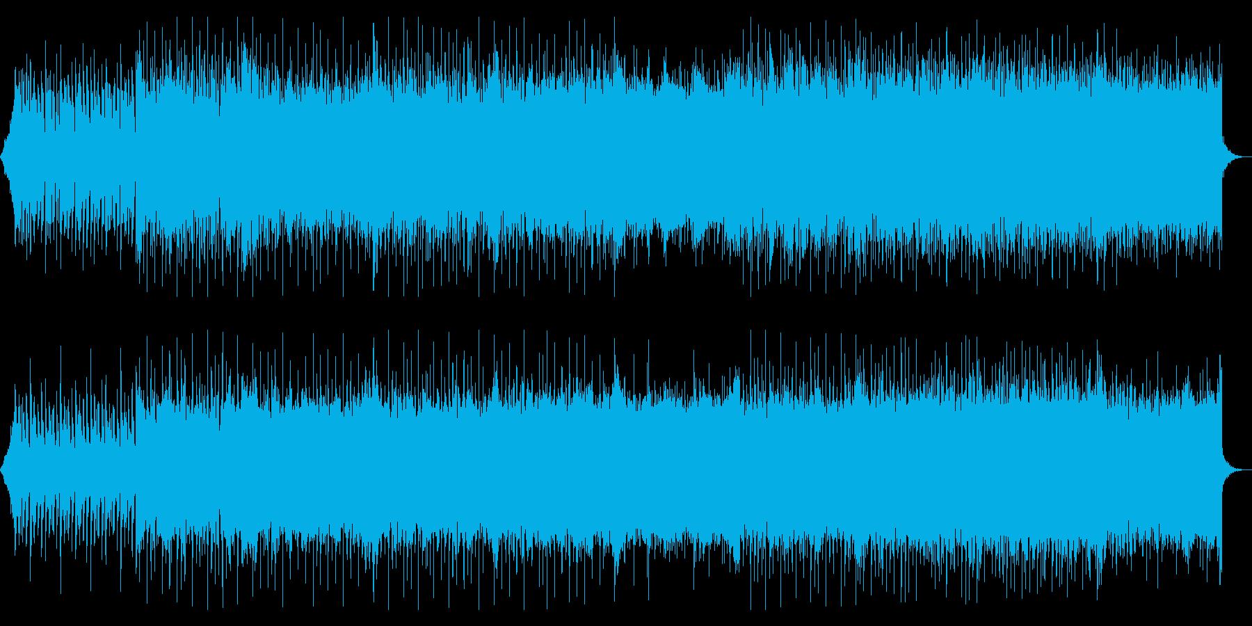 企業VP・誠実・高揚感・ギター&ピアノの再生済みの波形