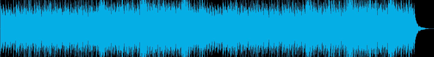 古楽器を使った民族調祭り風オリジナルの再生済みの波形
