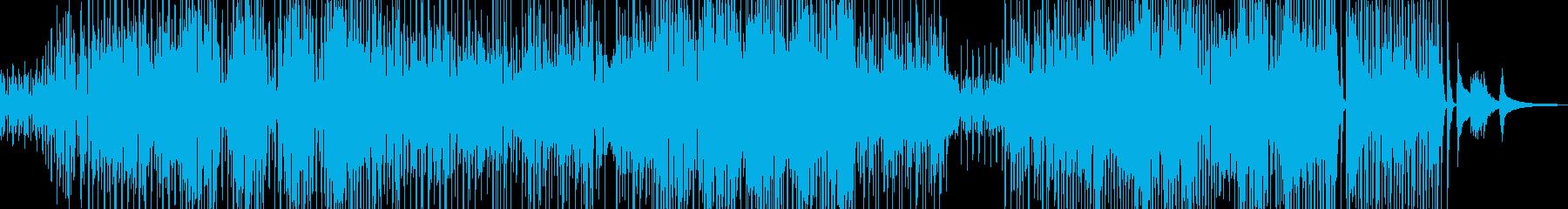 コミカルでユーモラスなジャズ+サックスの再生済みの波形