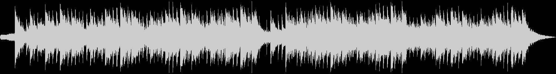 アンビエントミュージック バラード...の未再生の波形