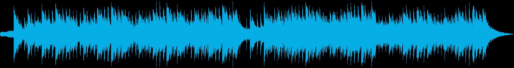 アンビエントミュージック バラード...の再生済みの波形