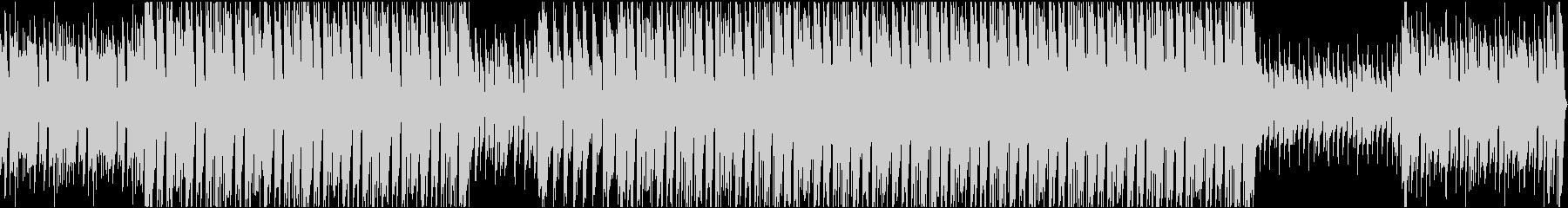 【ループ対応】ゴキゲンでノリノリなSwiの未再生の波形