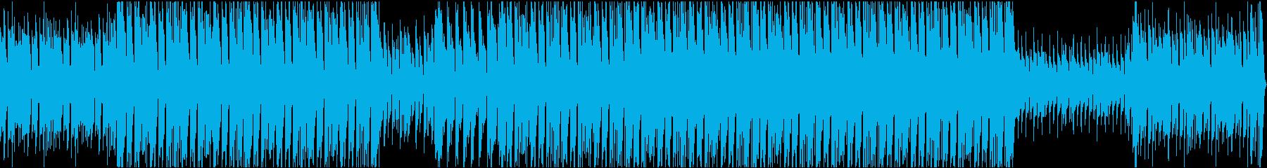【ループ対応】ゴキゲンでノリノリなSwiの再生済みの波形