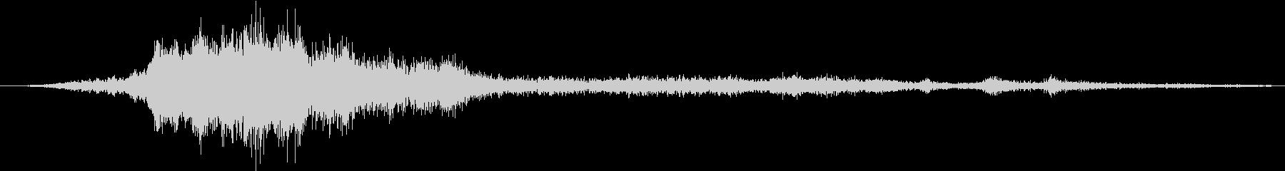 ミリタリーF-86:Ext:Pas...の未再生の波形