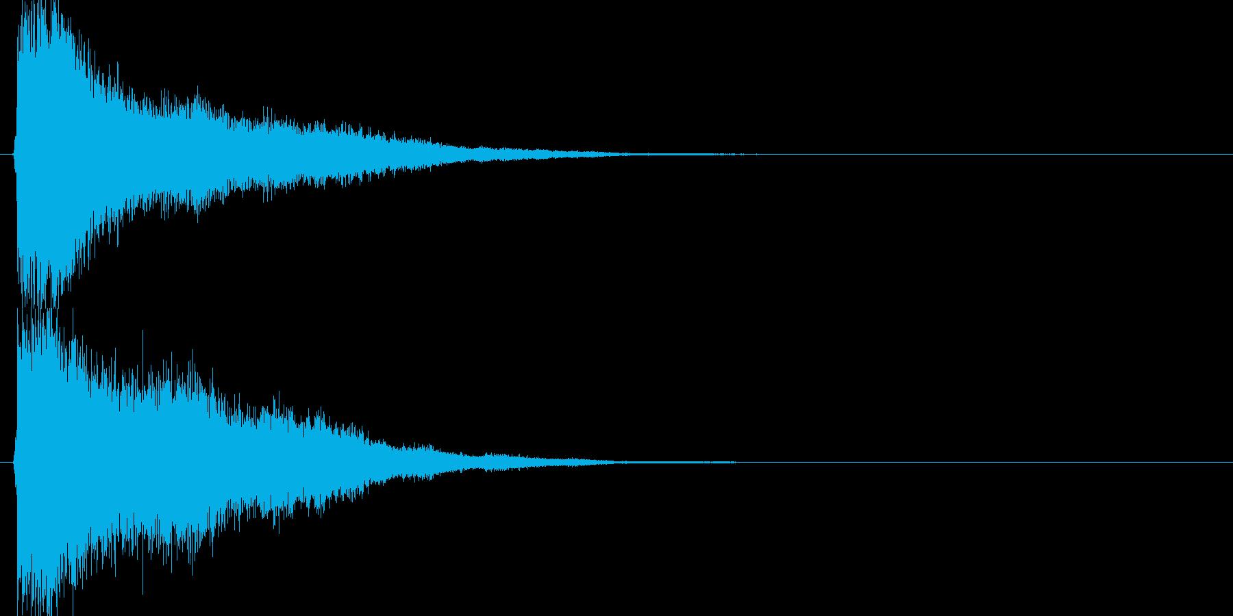 テュインイーン↑(スピードUP、STG)の再生済みの波形