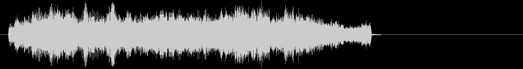 オープニング、アンビエント、ダーク_01の未再生の波形