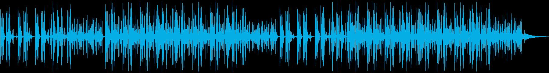 【ベース抜き】CMでお馴染みの優しい音。の再生済みの波形