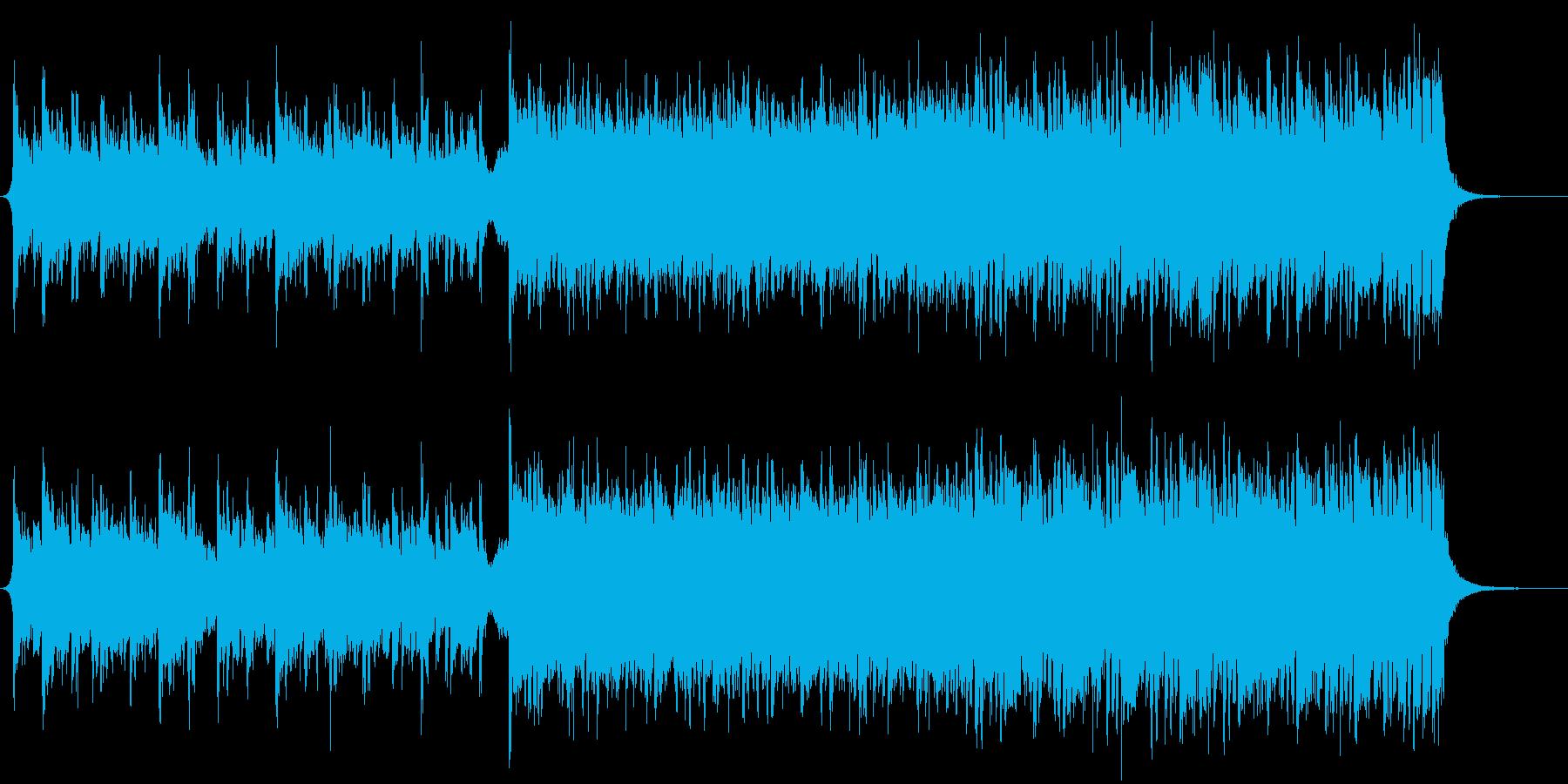 革命を匂わせるepicmusicの再生済みの波形