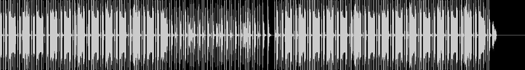 アニメやゲームで汎用性が高い音楽/BGMの未再生の波形