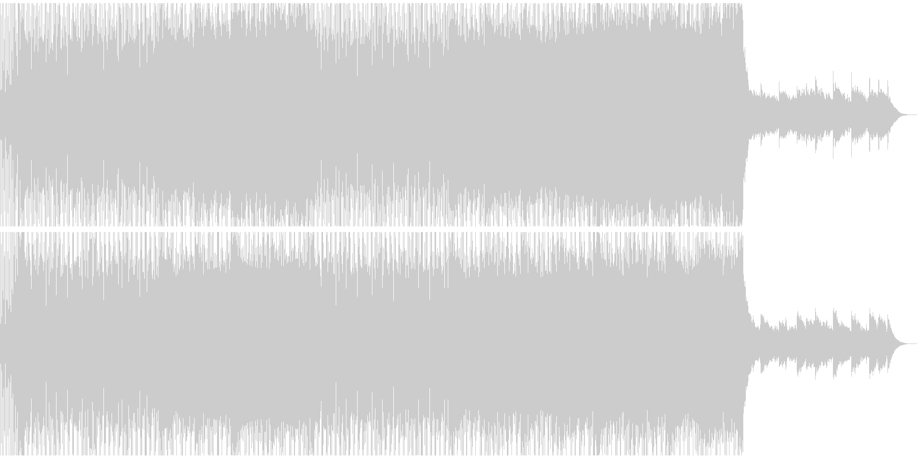 パンク インディーズ ロック ポッ...の未再生の波形