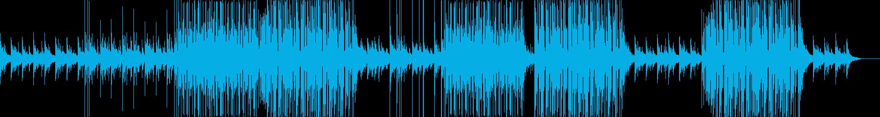 企業/バレンタイン/ホワイトデー/BGMの再生済みの波形