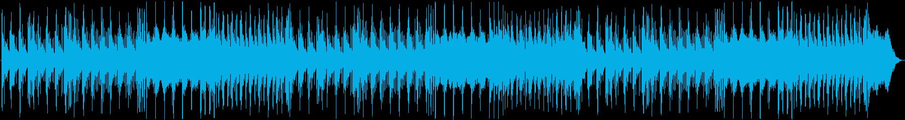 ハートビートバスドラムとローシンセ...の再生済みの波形
