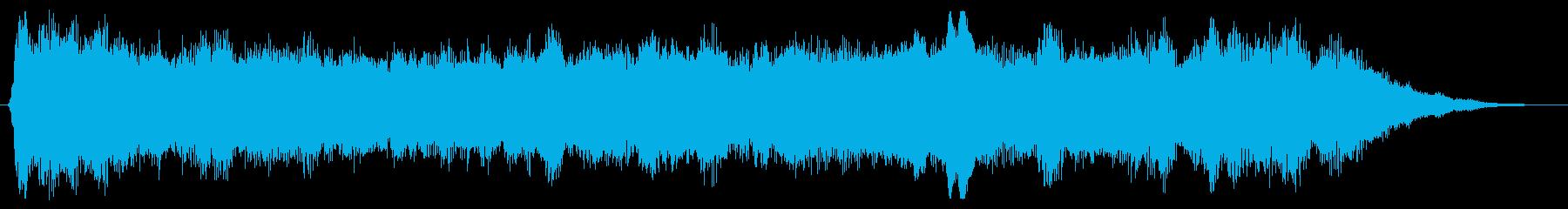 トランジション パッドスイープフラ...の再生済みの波形