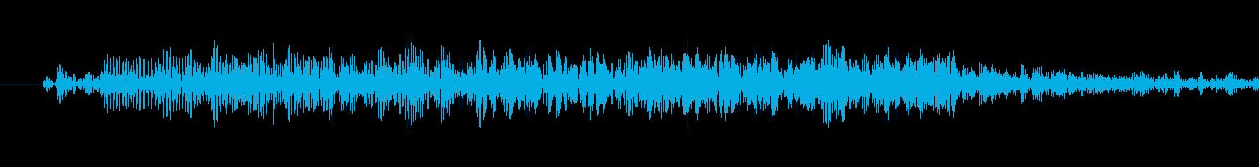 SciFi EC01_84_3の再生済みの波形
