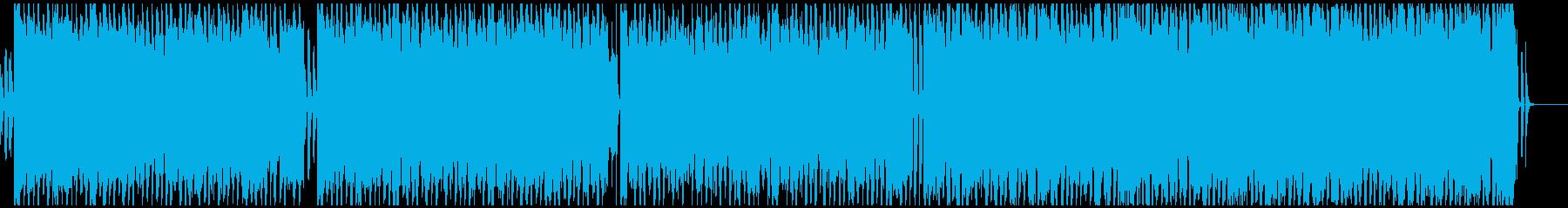 聖者の行進 クリスマス・ウクレレ・手拍子の再生済みの波形