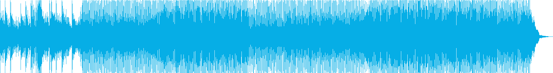 企業VP・爽やか前向きバイオリンポップの再生済みの波形