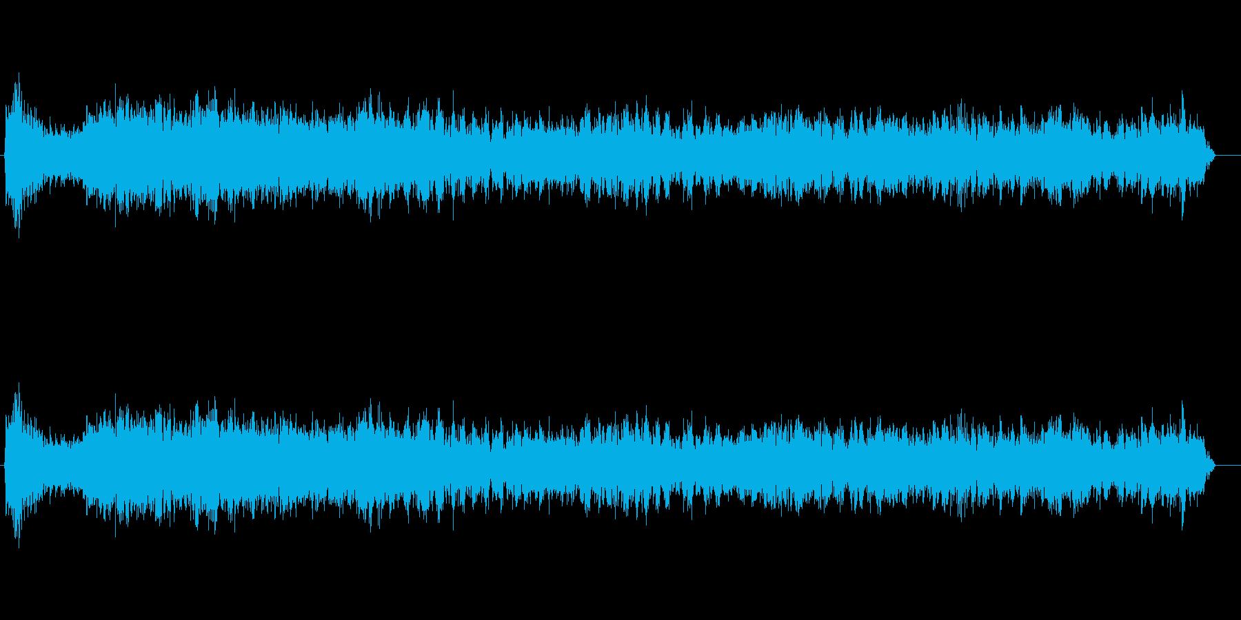 宇宙船、ネスターの再生済みの波形