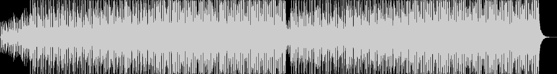 EDMショーリールフェス向けテックハウスの未再生の波形