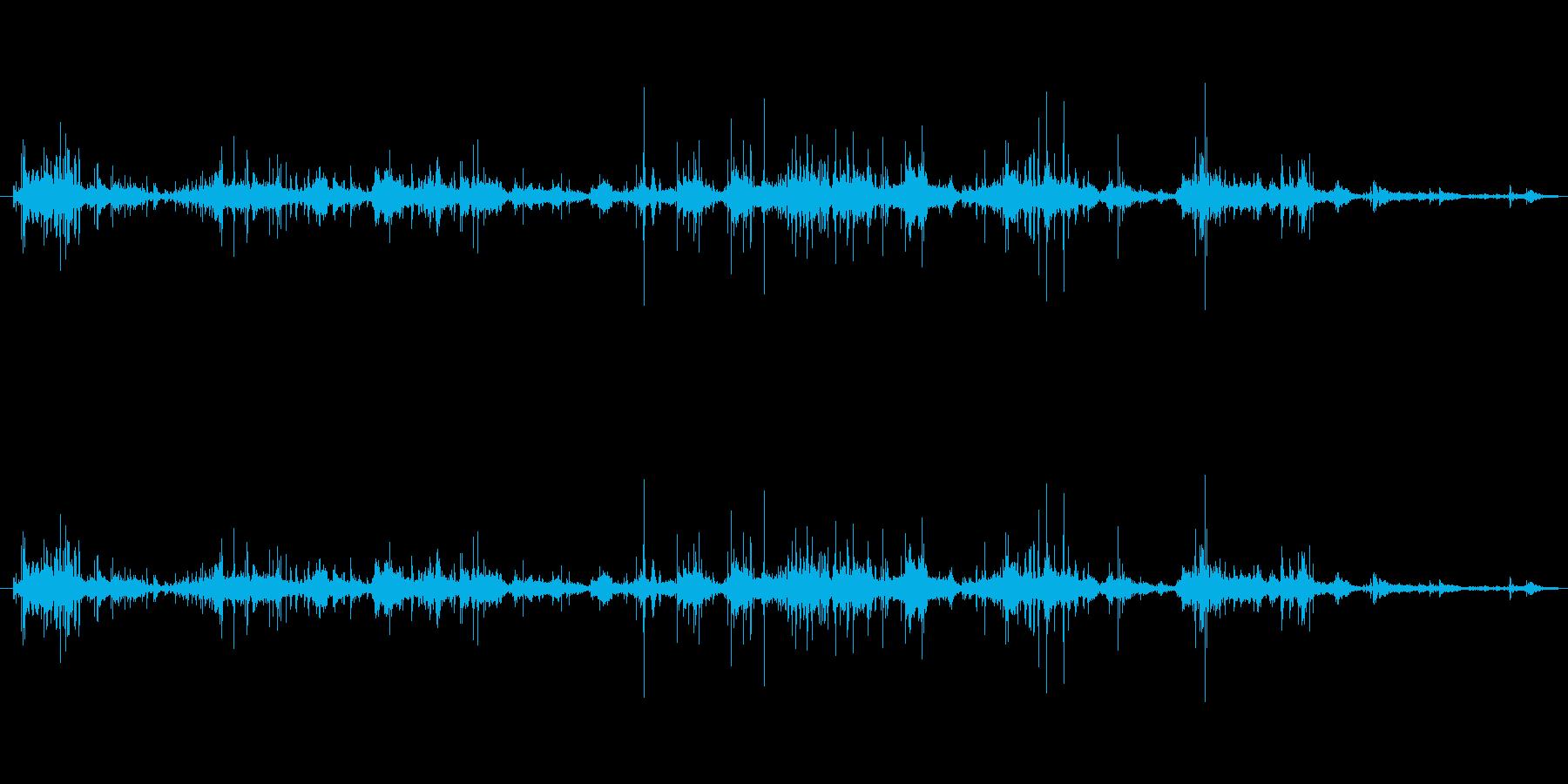紙 ラッスル04の再生済みの波形