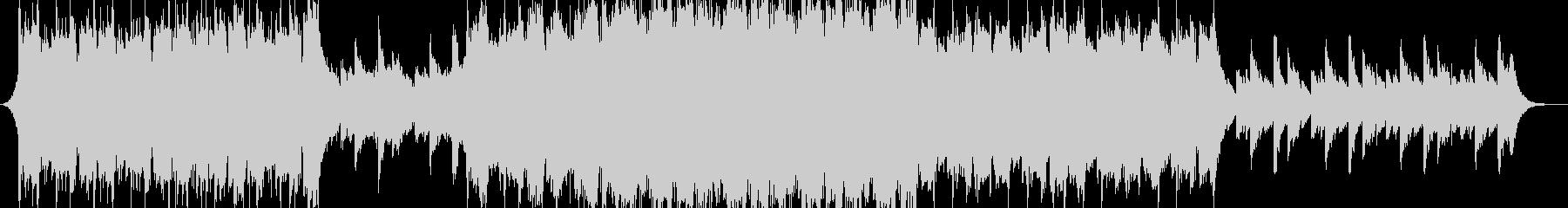 ピアノとストリングスなシネマティックの未再生の波形