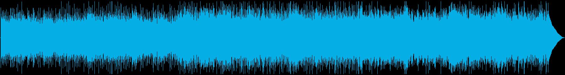 軽快なカントリーPOPサウンドの再生済みの波形
