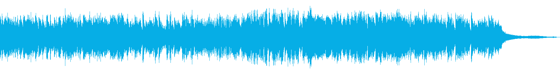 低音重視/重厚で力強い和風曲18-ピアノの再生済みの波形