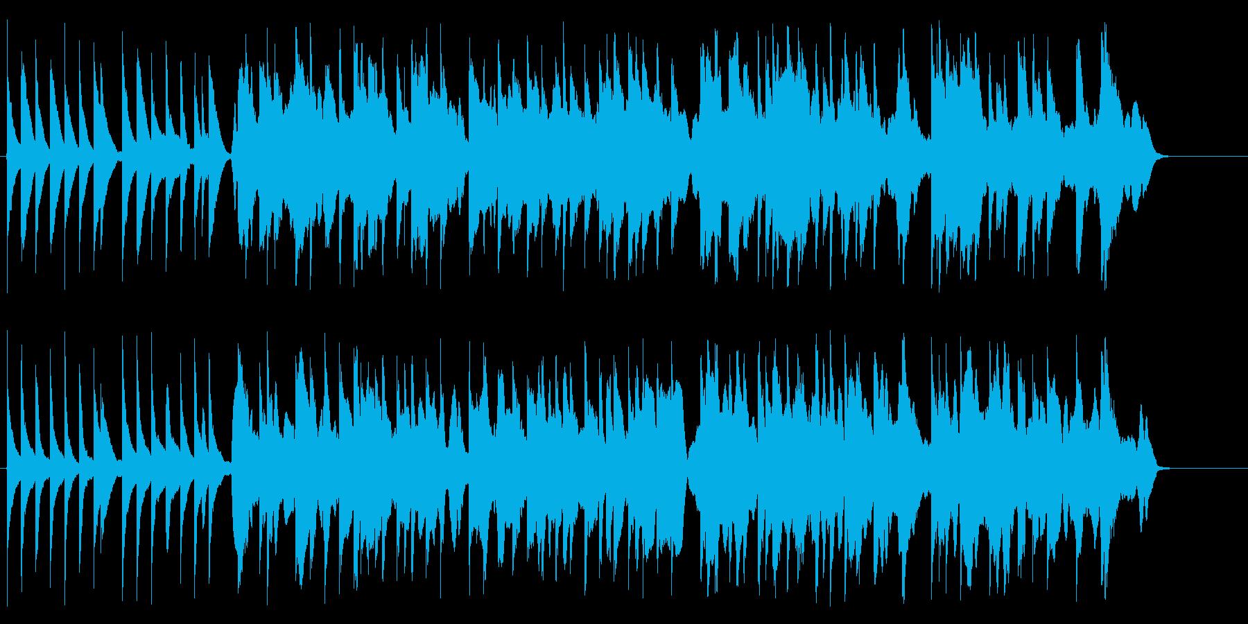 日本情緒 紀行 CM PR タイトルの再生済みの波形