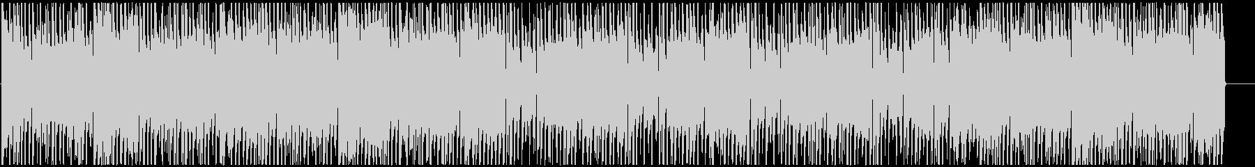 チルアウト 柔らかなR&Bバラードの未再生の波形