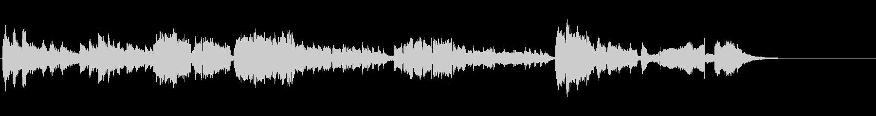 【さくらさくら】をソプラノと和楽器が表現の未再生の波形