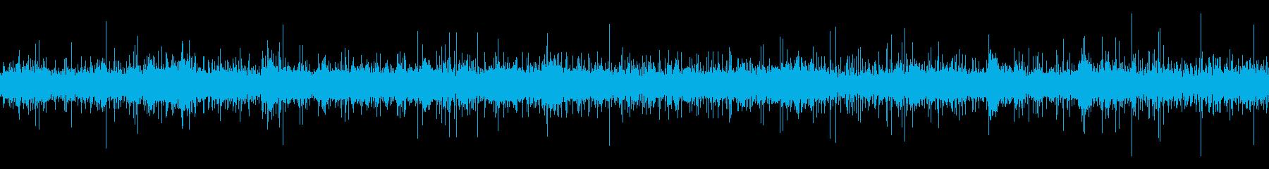 大浜海岸の波の音 9 【徳島】ループの再生済みの波形